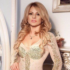Beautiful miss Anastasiya, 31 yrs.old from Kiev, Ukraine
