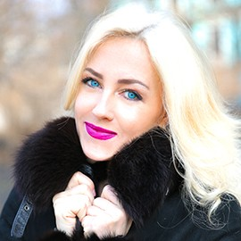 Beautiful girlfriend Olesia, 39 yrs.old from Kiev, Ukraine