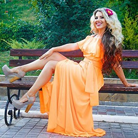Charming pen pal Kristina, 29 yrs.old from Odessa, Ukraine