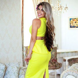 Single lady Kristina, 28 yrs.old from Odessa, Ukraine