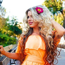 Gorgeous woman Kristina, 28 yrs.old from Odessa, Ukraine