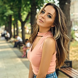 Charming woman Nina, 27 yrs.old from Kishinev, Moldova