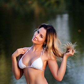 Pretty miss Olga, 34 yrs.old from Moscow, Russia