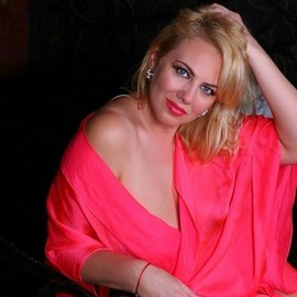 Single mail order bride Inna, 42 yrs.old from Kiev, Ukraine