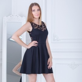 Nice wife Julia, 27 yrs.old from Kiev, Ukraine