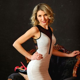Charming pen pal Oksana, 36 yrs.old from Voskresensk, Ukraine