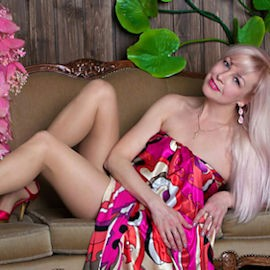 Pretty mail order bride Inna, 51 yrs.old from Dnipro, Ukraine
