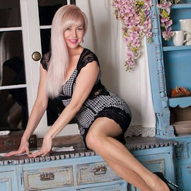 pretty miss Inna, 51 yrs.old from Dnipro, Ukraine
