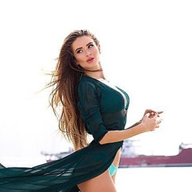 Single mail order bride Ekaterina, 30 yrs.old from Dnepr, Ukraine