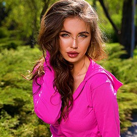 Charming pen pal Elena, 23 yrs.old from Kiev, Ukraine