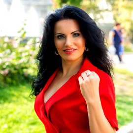 charming mail order bride Anna, 47 yrs.old from Odessa, Ukraine