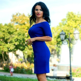 Amazing mail order bride Anna, 47 yrs.old from Odessa, Ukraine