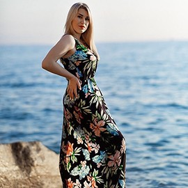 Charming bride Eleonora, 26 yrs.old from Sevastopol, Russia