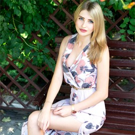 Charming bride Yana, 24 yrs.old from Sumy, Ukraine