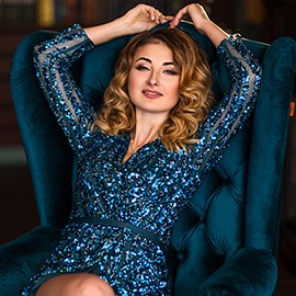 Nice bride Alina, 36 yrs.old from Donetsk, Ukraine
