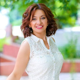Amazing mail order bride Irina, 38 yrs.old from Dnipro, Ukraine