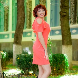 Pretty bride Albina, 43 yrs.old from Nikolaev, Ukraine