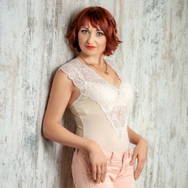 Nice lady Albina, 43 yrs.old from Nikolaev, Ukraine