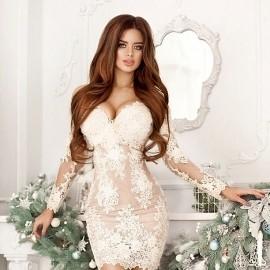 Pretty girlfriend Anna, 23 yrs.old from Kiev, Ukraine