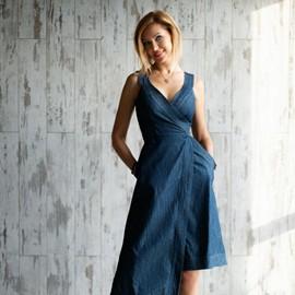 Single girlfriend Elena, 43 yrs.old from Odessa, Ukraine