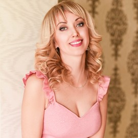 Pretty mail order bride Victoria, 48 yrs.old from Berdyansk, Ukraine