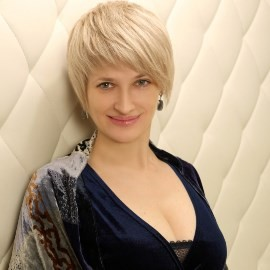 Single mail order bride Olesya, 41 yrs.old from Kiev, Ukraine
