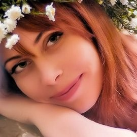 Beautiful mail order bride Elena, 39 yrs.old from Dnipro, Ukraine