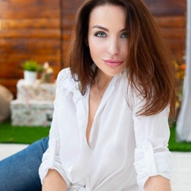 Pretty pen pal Alesya, 41 yrs.old from Saint Petersburg, Russia