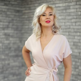 Charming bride Anfisa, 47 yrs.old from Nikolaev, Ukraine