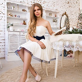 Beautiful mail order bride Elena, 18 yrs.old from Odessa, Ukraine