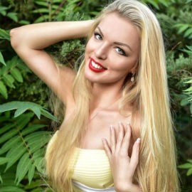 Charming miss Olga, 32 yrs.old from Odessa, Ukraine