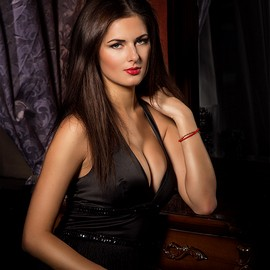 Nice mail order bride Anna, 29 yrs.old from St.Petersburg, Russia