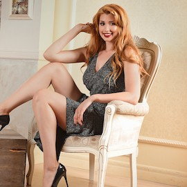 Nice mail order bride Daria, 25 yrs.old from Kiev, Ukraine