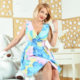 Nice mail order bride Irina, 50 yrs.old from Kiev, Ukraine