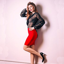 Nice mail order bride Viktoriya, 26 yrs.old from Donetsk, Ukraine