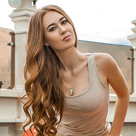 Charming girlfriend Anna, 24 yrs.old from Kiev, Ukraine