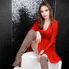 Gorgeous girlfriend Oksana, 28 yrs.old from Poltava, Ukraine