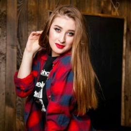 Beautiful lady Daria, 21 yrs.old from Kropivnitsky, Ukraine