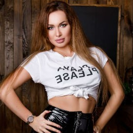 Charming bride Anna, 28 yrs.old from Kirovohrad, Ukraine