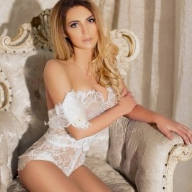 Charming bride Olga, 31 yrs.old from Moscow, Russia