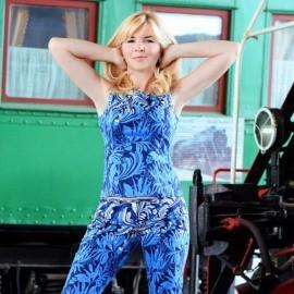 Pretty miss Viktoria, 50 yrs.old from Kiev, Ukraine