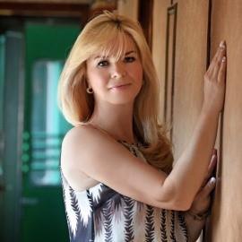 Gorgeous miss Viktoria, 50 yrs.old from Kiev, Ukraine