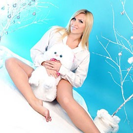 nice mail order bride Anna, 37 yrs.old from Kharkov, Ukraine