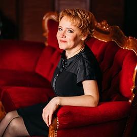 Single bride Elena, 48 yrs.old from Pskov, Russia