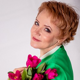 Beautiful mail order bride Elena, 48 yrs.old from Pskov, Russia