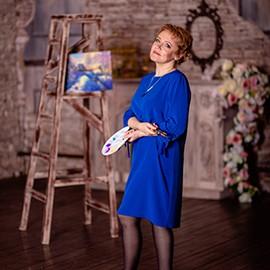 Nice girl Elena, 48 yrs.old from Pskov, Russia