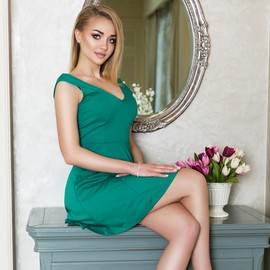 Charming wife Tatiana, 26 yrs.old from Kiev, Ukraine