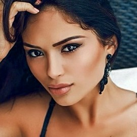 Charming girlfriend Adelina, 24 yrs.old from Moscow, Russia