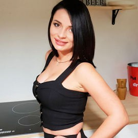 Single girlfriend Tatiana, 35 yrs.old from Dnipro, Ukraine