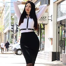 Charming miss Kristina, 24 yrs.old from Krasnodar, Russia